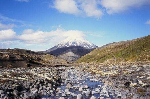 Mount Nagauruhoe